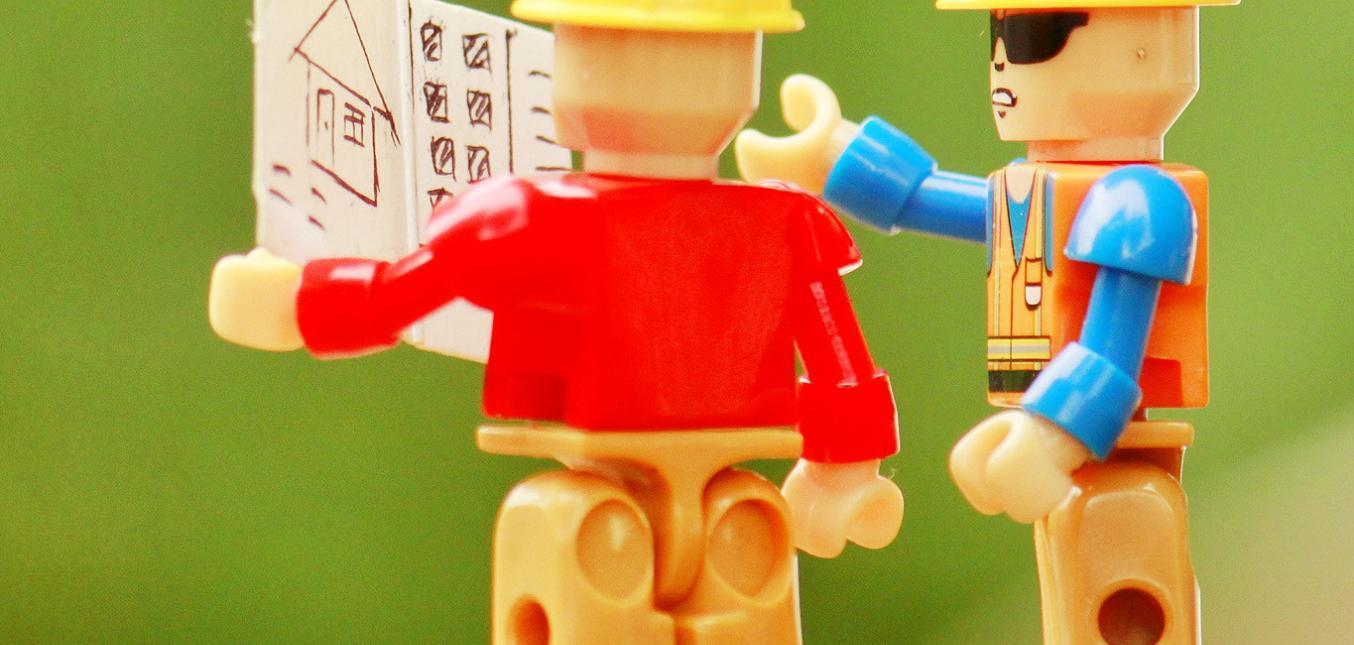 Lego-Bautage