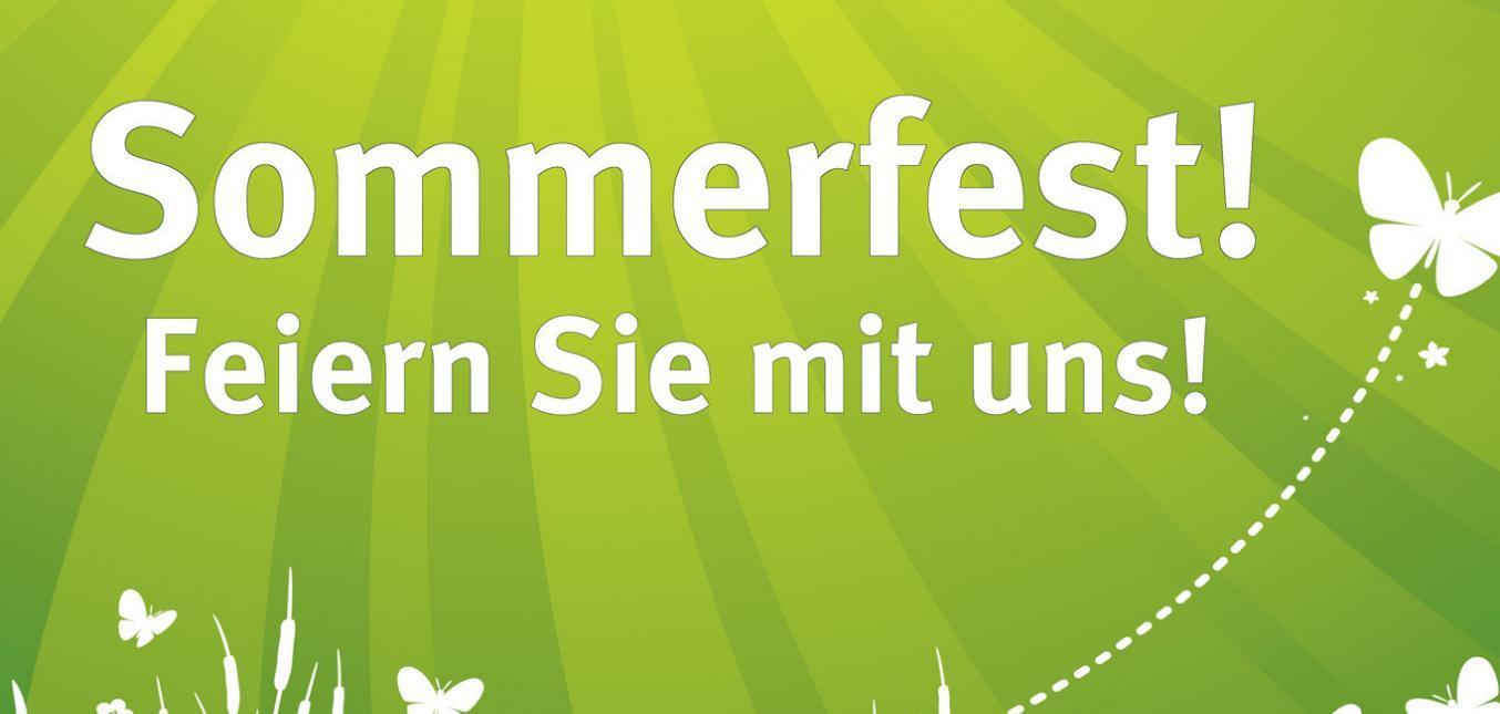 Sommerfest in Walle am 25.08.19