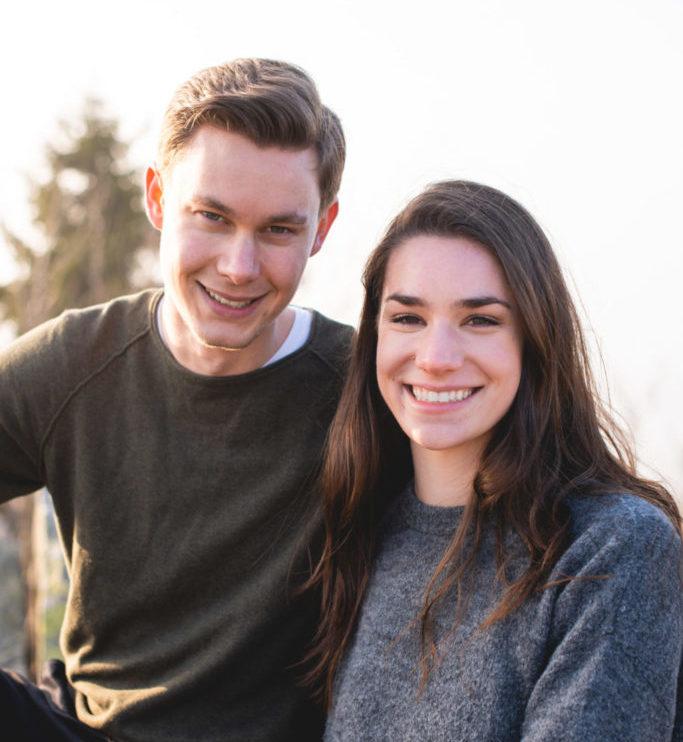 Lily und Nico van der Velde